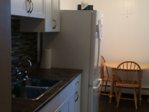 Fully-furnished 2-bedroom condo. Ideal for K+S, Bypass, Refinery