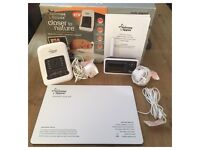 Tommie tippee video monitor and sensor pad
