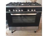 Kenwood 5 ring dual fuel cooker 90cm