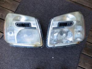 2 phares d'Équinox