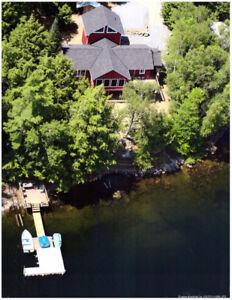 4 Season Cottage On Kennisis Lake! - $799,000
