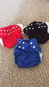 Cloth diapers apple cheeks size 2
