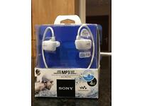 Sony sports MP3 Player - White