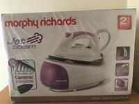 Morphy Richards generator iron