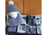 Hand Made Crochet Baby Sets