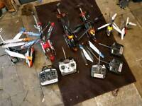 Job lot rc helicopters 2 working