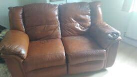 3 SEATER RECLINER LEATHER