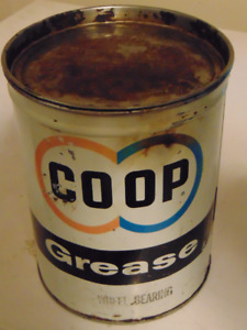 CO-OP 5 POUND WHEEL BEARING GREASE CAN