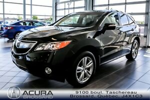 2015 Acura RDX Tech Pkg Low Mileage !!