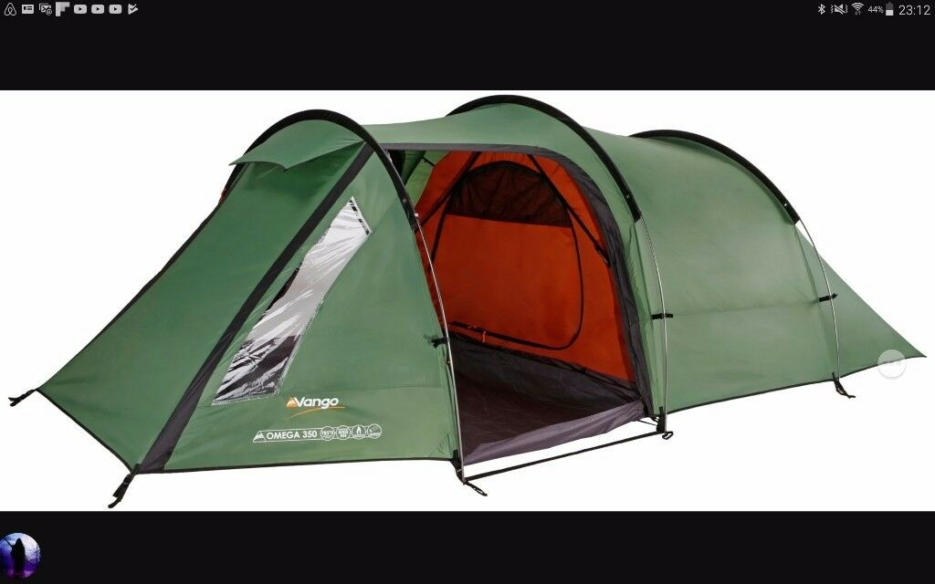 Vango Omega 350 Tent for sale. & Vango Omega 350 Tent for sale. | in County Antrim | Gumtree