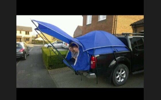 Nissan Navara D40 pickup tent SOLD SOLD SOLD & Genuine OEM part. Nissan Navara D40 pickup tent SOLD SOLD SOLD ...