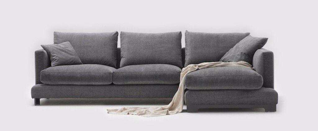 Camerich Lazytime Plus Corner Sofa