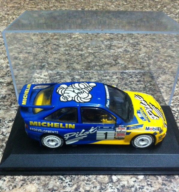 1/43 ford escort rs cosworth/diecast/model/rally car : ford escort cosworth rally car - markmcfarlin.com