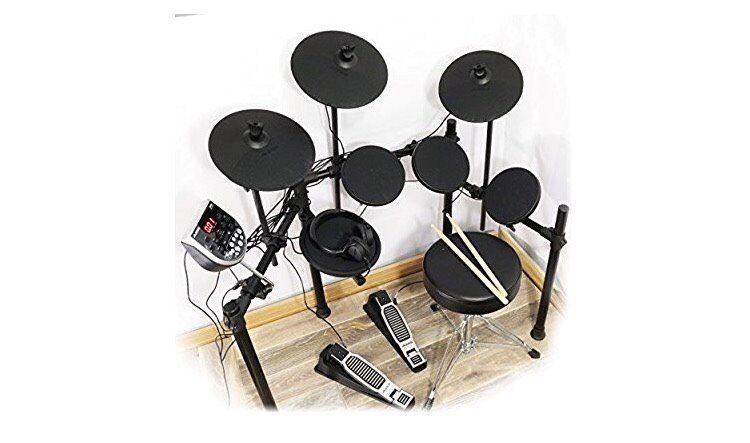 Alesis Electronic Drum Kit DM6 USB kit + stool + Stereo Isolation Headphones  sc 1 st  Gumtree & Alesis Electronic Drum Kit DM6 USB kit + stool + Stereo Isolation ... islam-shia.org