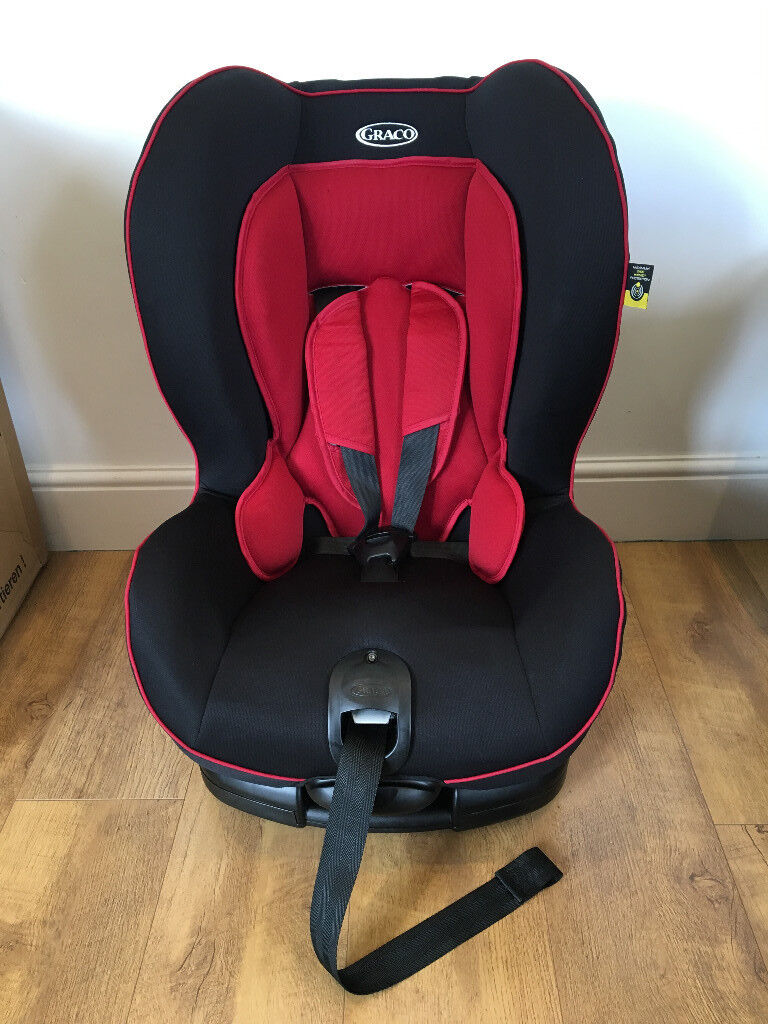 BRAND NEW - GRACO COAST CAR SEAT Chilli Red Group 1 Car Seat 9-18kg : reclining car seat group 1 - islam-shia.org