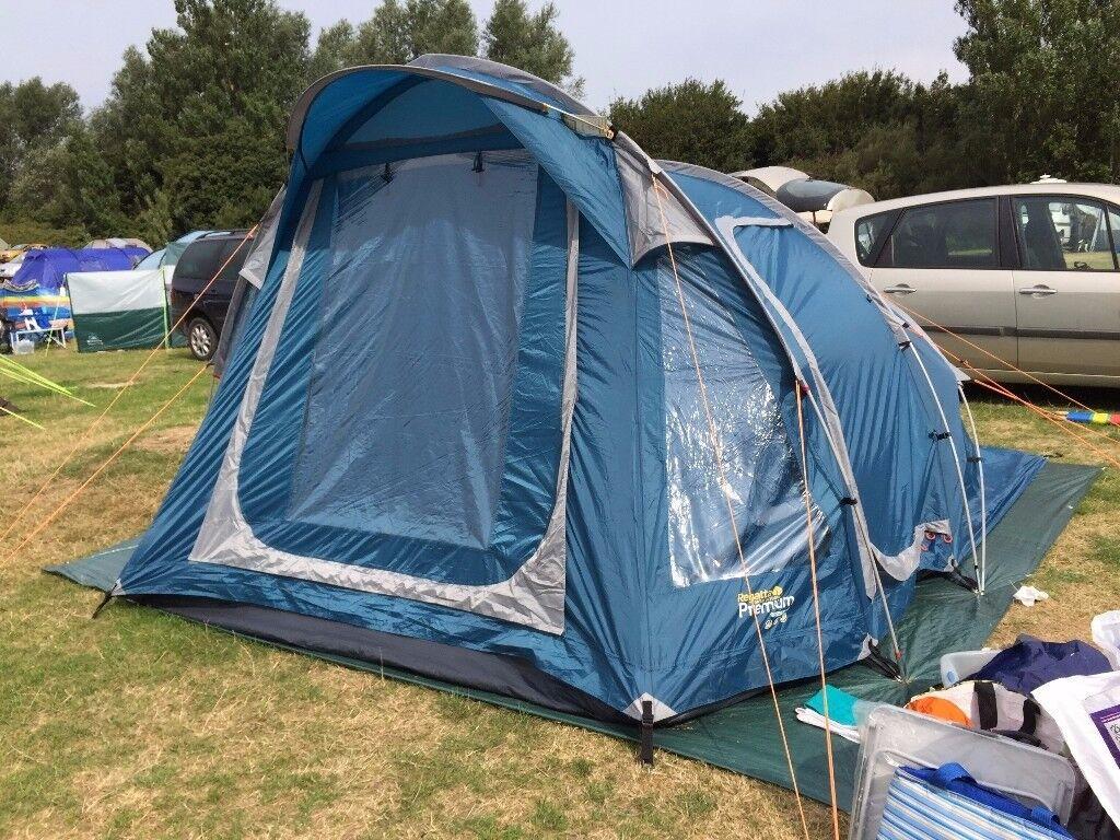 Regatta Premium 4 6 Man Tent In Pers Worcestershire Gumtree & Regatta Premium 4 Man Tent Dimensions - Best Tent 2018