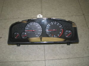 JDM NISSAN SKYLINE R33 COUPE 2DOOR MANUAL GUAGE CLUSTER OEM