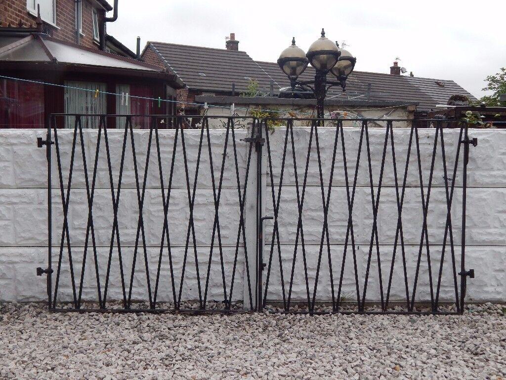 Wrought Iron Gates / Driveway Gates / Garden Gates / Metal Gates / Steel  Gates /