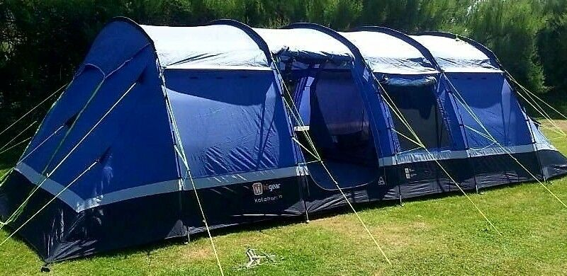 Kalahari 10 tent and porch & Kalahari 10 tent and porch | in Droylsden Manchester | Gumtree