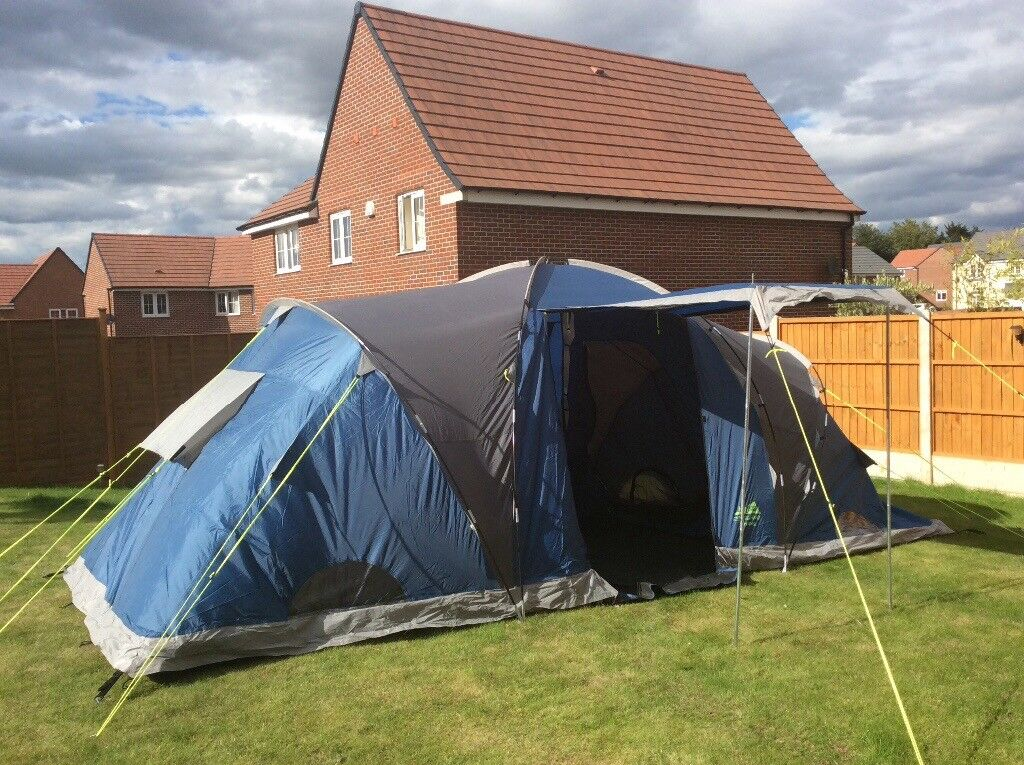 Khyam Winnipeg 4 Berth Tent & Khyam Winnipeg 4 Berth Tent | in Evesham Worcestershire | Gumtree
