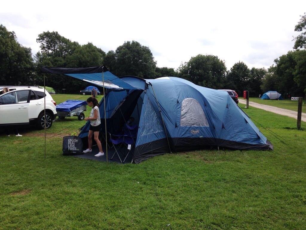 Coleman 10 man dome tent & Coleman 10 man dome tent | in Burton-on-Trent Staffordshire | Gumtree