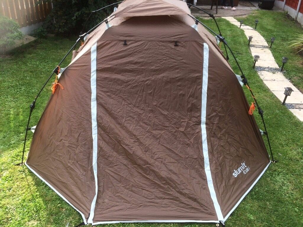 Slumit CUB 2 Man Tent with FlashFrame Pitch System & Slumit CUB 2 Man Tent with FlashFrame Pitch System | in Morley ...