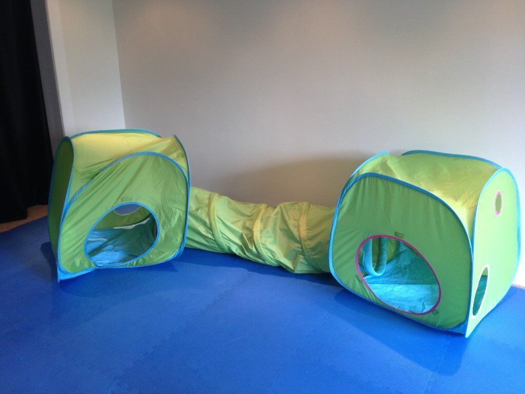 Ikea Busa Tents and Tunnel & Ikea Busa Tents and Tunnel | in Bournemouth Dorset | Gumtree