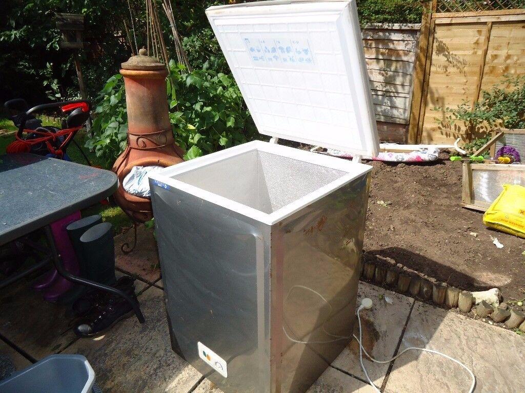 Chest Freezer Refrigeration