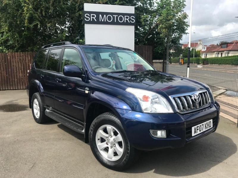 2007 Toyota Land Cruiser 3.0 D 4D ( 173bhp ) Auto Invincible(TOP SPEC
