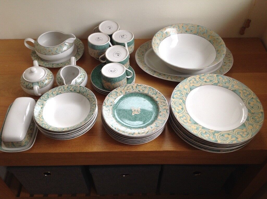 Dinner set 36 pieces BHS Valencia & Dinner set 36 pieces BHS Valencia | in Fareham Hampshire | Gumtree