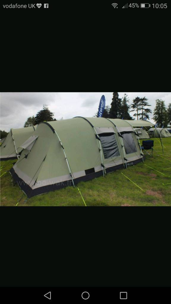 Outwell bear lake 6 tent & Outwell bear lake 6 tent | in Dereham Norfolk | Gumtree