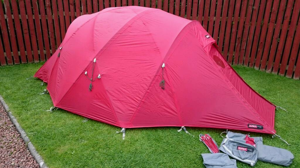 ALPKIT ZHOTA EXPEDITION MOUNTAIN TENT MSR TERRA NOVA HILLEBERG EQUIPMENT RAB & ALPKIT ZHOTA EXPEDITION MOUNTAIN TENT MSR TERRA NOVA HILLEBERG ...