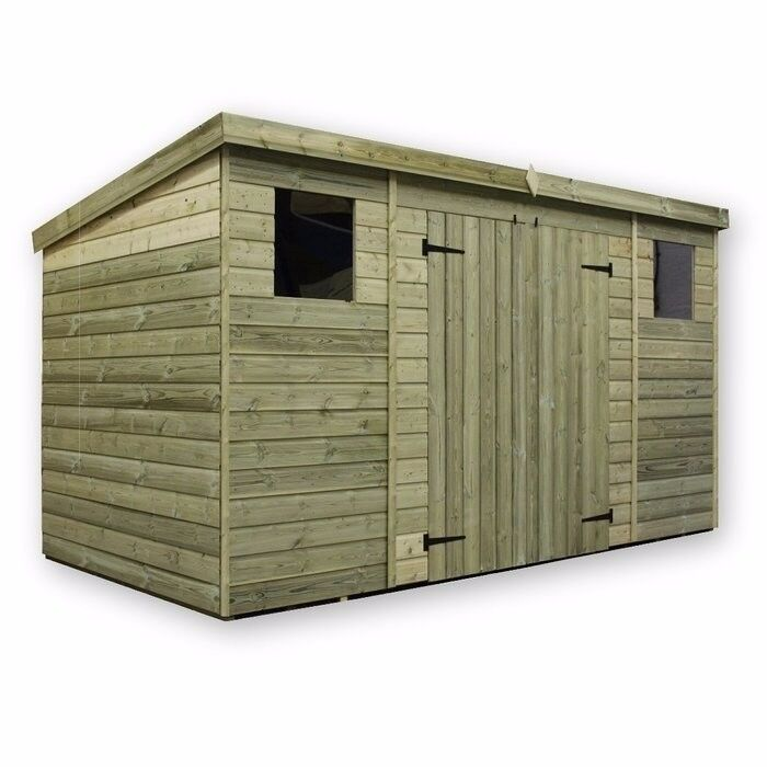 A 3×2..40 Meter Garden Shed In Very Good Condition