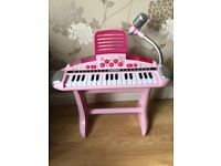 ELC Pink Piano and stool  sc 1 st  Gumtree & Piano stool | Baby u0026 Kids Stuff for Sale - Gumtree islam-shia.org