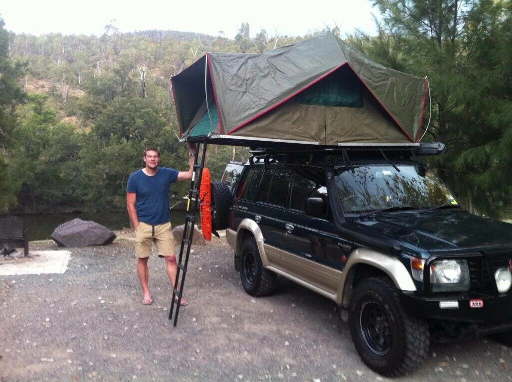 ECHO 4x4 Roof top tent 1.6 (3 man/family) Military Grade & ECHO 4x4 Roof top tent 1.6 (3 man/family) Military Grade | in ...