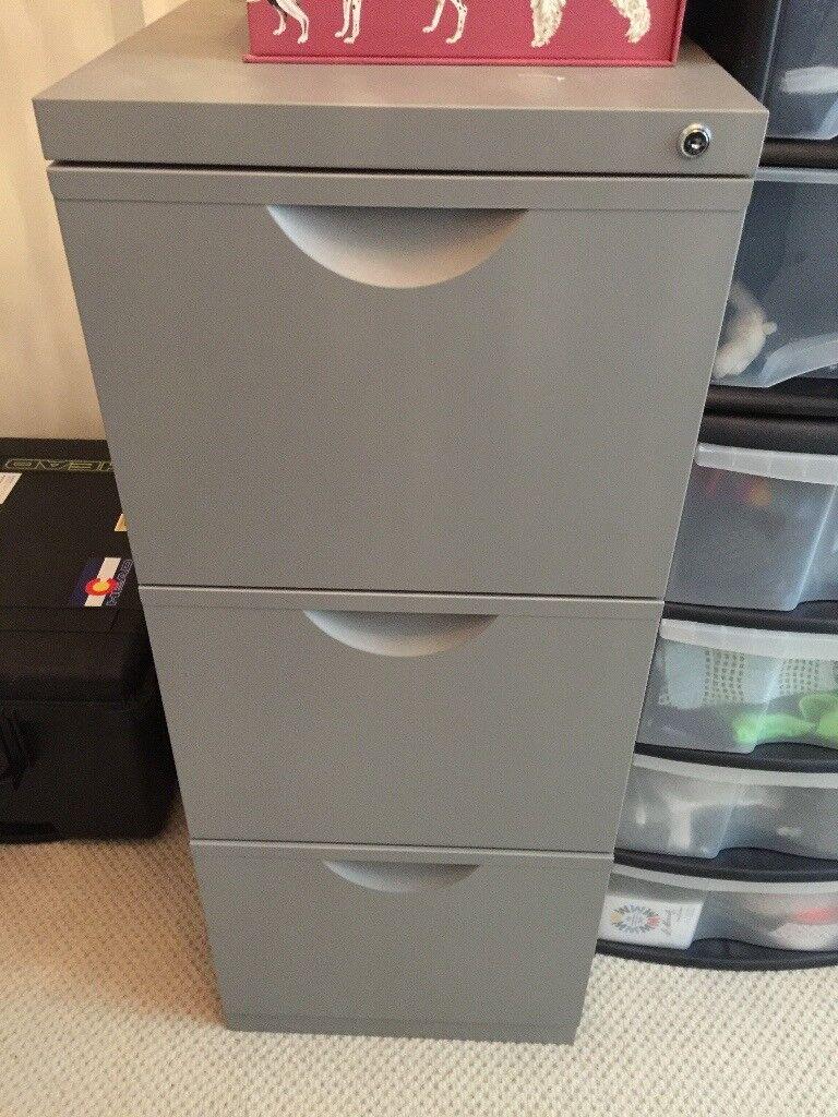 Ikea Erik Grey Filing Cabinet £45 ONO & Ikea Erik Grey Filing Cabinet £45 ONO | in Tunbridge Wells Kent ...