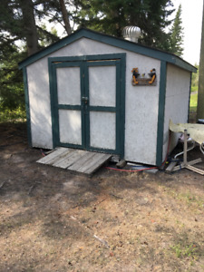 Garden Shed Buy Or Sell Outdoor Tools Storage In Edmonton