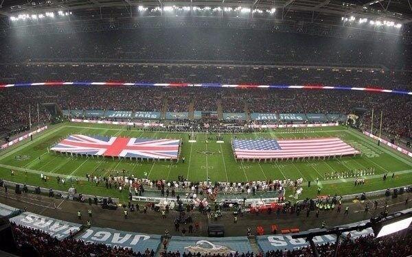 NFL Wembley Stadium   Ravens @ Jaguars Wembley Stadium   Hospitality Seats