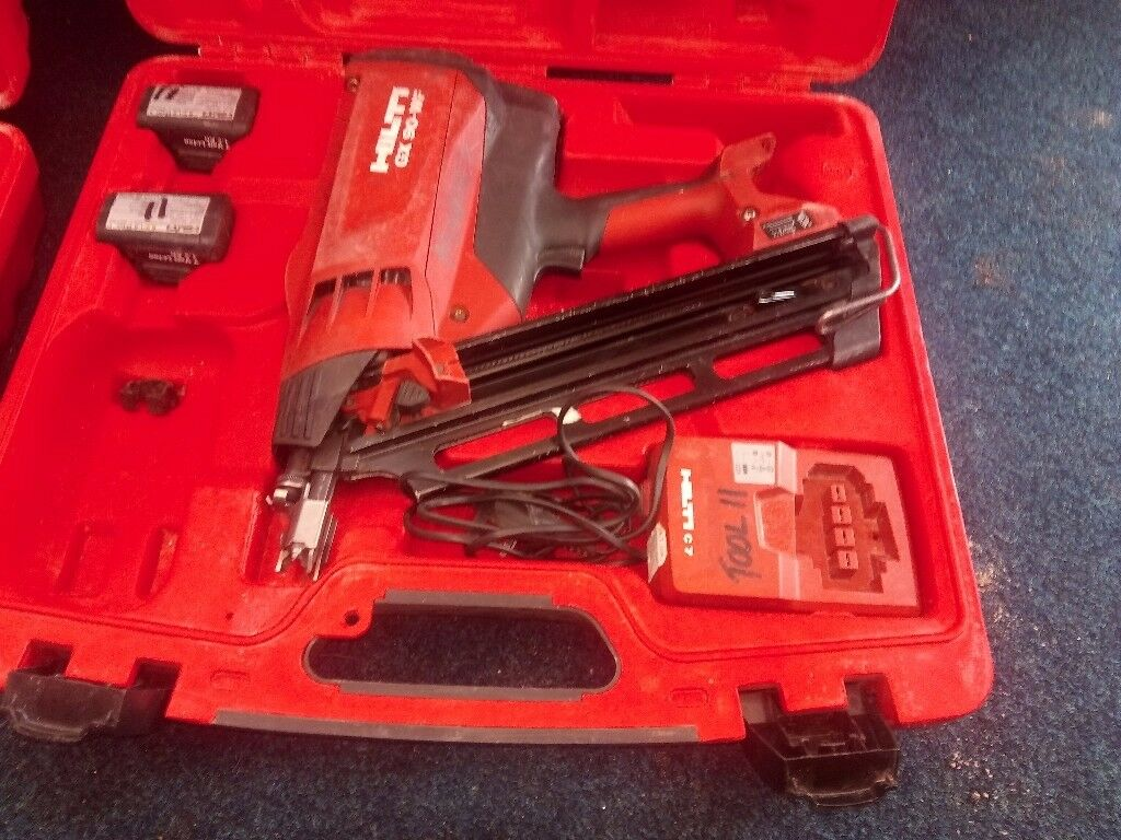 Hilti GX 90 WF Nail Guns For Sale Similar To Paslode Nail Guns.