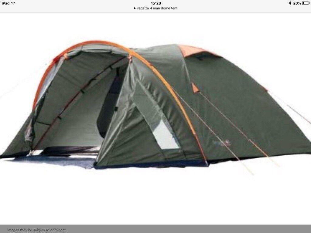 Regatta 4 man Dome Tent  sc 1 st  Gumtree & Regatta 4 man Dome Tent | in Rottingdean East Sussex | Gumtree