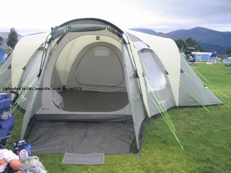 Outwell Hartford XL 8 Person Family Dome Tent 3 bedrooms & Outwell Hartford XL 8 Person Family Dome Tent 3 bedrooms   in ...
