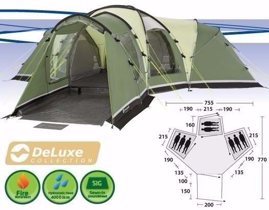 Family Outwell Hartford xl tent  sc 1 st  Gumtree & Family Outwell Hartford xl tent | in Willerby East Yorkshire ...