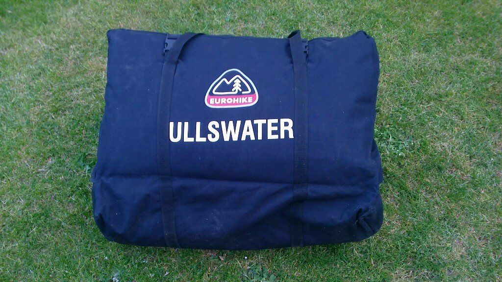Family Tent Eurohike Ullswater & Family Tent Eurohike Ullswater | in Spalding Lincolnshire | Gumtree
