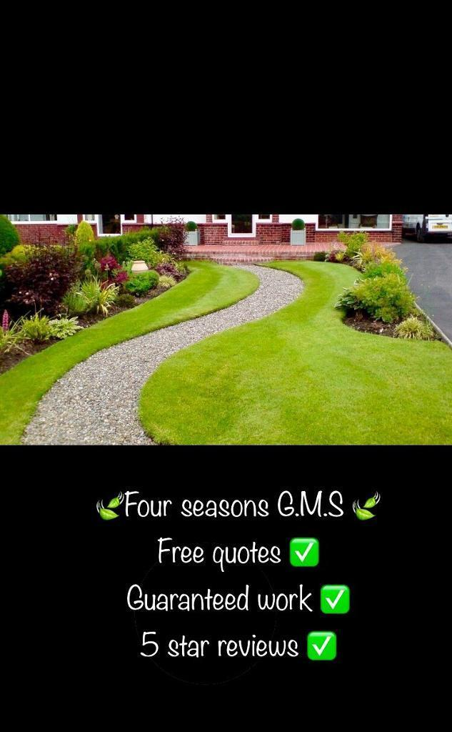 🍃Four Seasons Garden Maintenance Specialists🍃 VISITS FROM £10 /gardening/ Gardener/