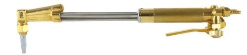 "SÜA 18"" Heavy Duty Oxyfuel Straight Cutting Torch - Propane + Tip + Arrestors"