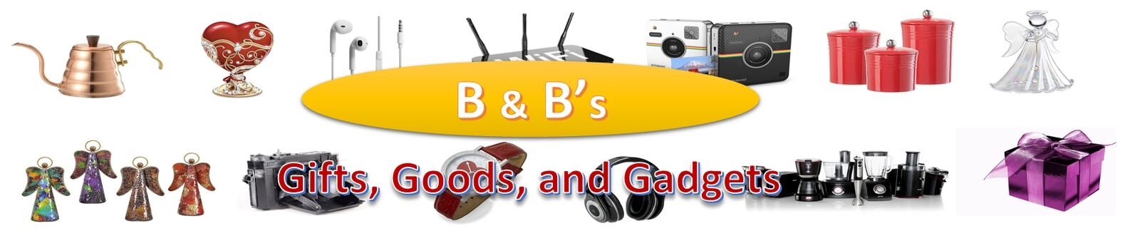 B & B's Gifts Goods and Gadgets