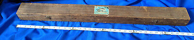 Sakura SET Fly Fishing Rod Pole Wooden Case Antique VTG Japan Lure Silk Line