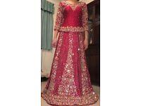 Indian Bridal Wedding Lengha - Asian/Indian/Pakistani from Doli Store UK