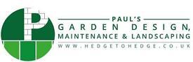 Garden maintenance & Landscaping
