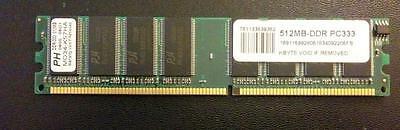 512MB DDR 333 MHZ PC 2700 PC333 desktop memory module Ddr333 Pc 2700 Desktop Memory